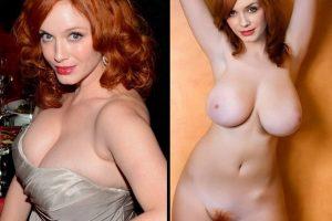 christina hendricks nude pic